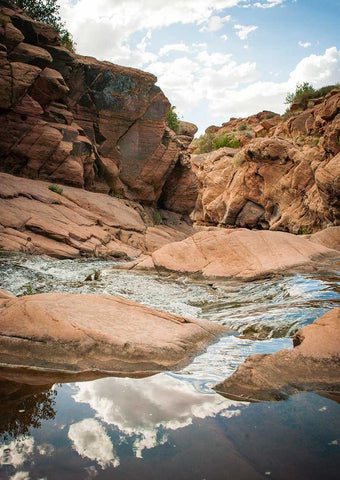 Canyon Creek, Moab Utah Photography Lost Kat Photography