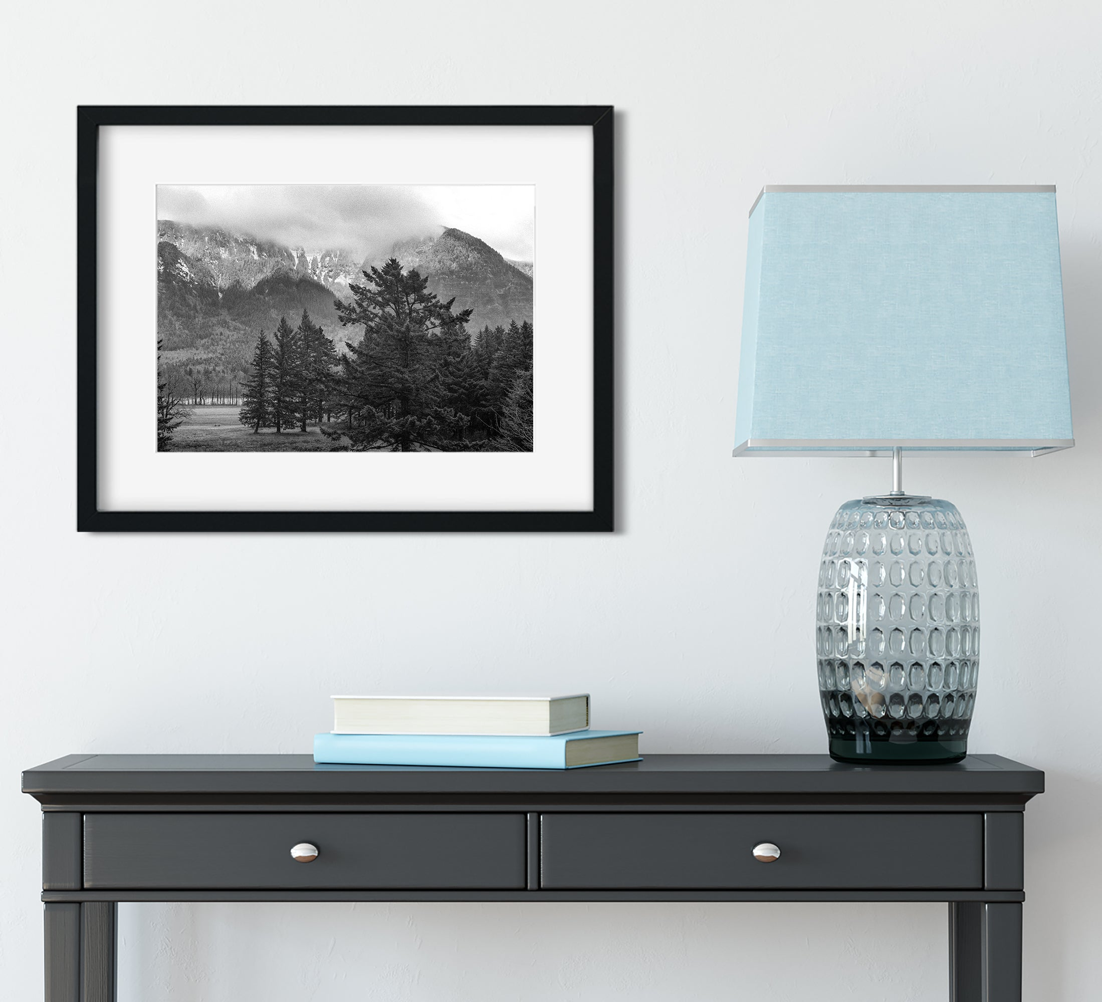 Columbia Gorge Morning, Washington Photography Print