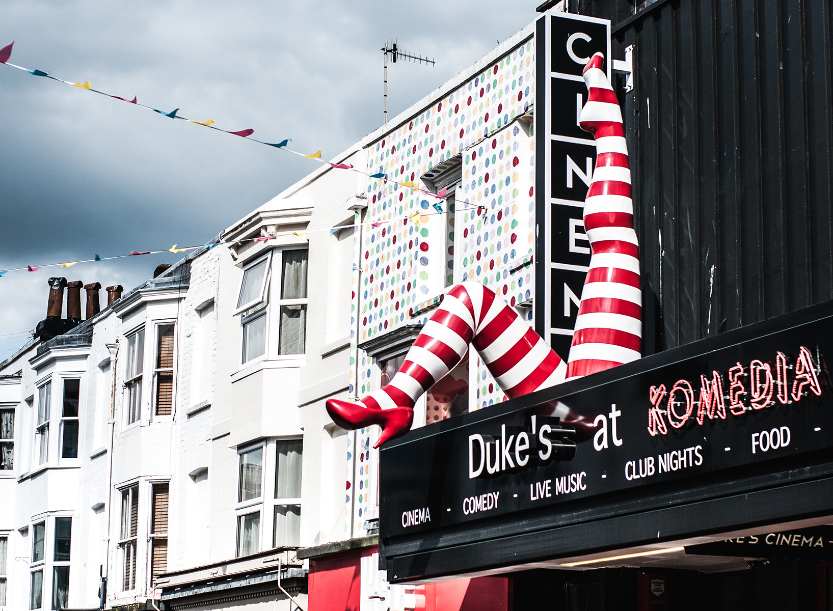 Duke's Cinema, Brighton Photo Print