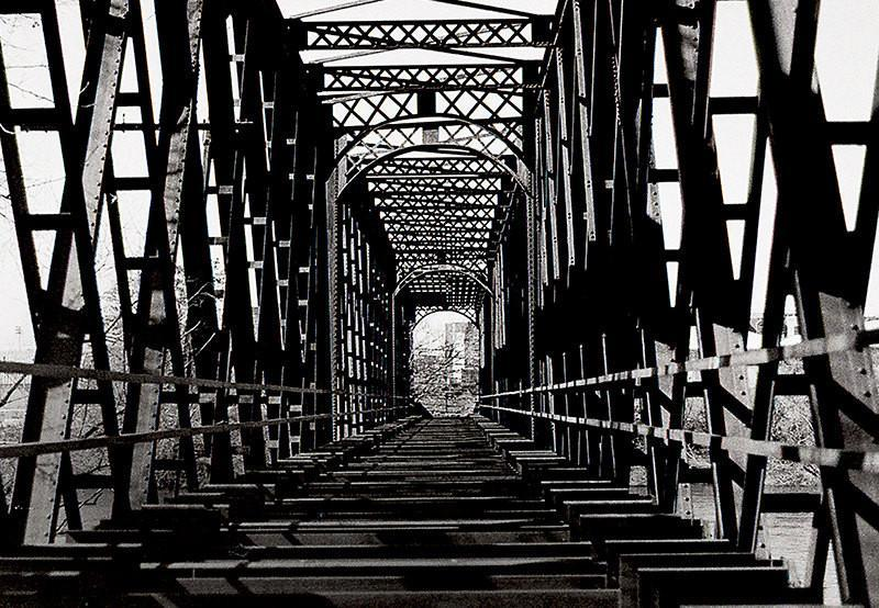 Geometric Black and White Architecture Photography Set of Three Lost Kat Photography