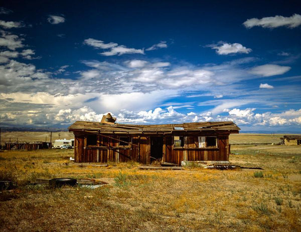 Ghost Town House, Utah Photography Lost Kat Photography