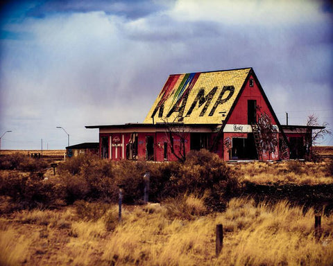 KAMP Barn, Two Guns - Arizona Photography Lost Kat Photography