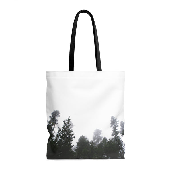 Lost in the Forest Premium Tote Bag Printify