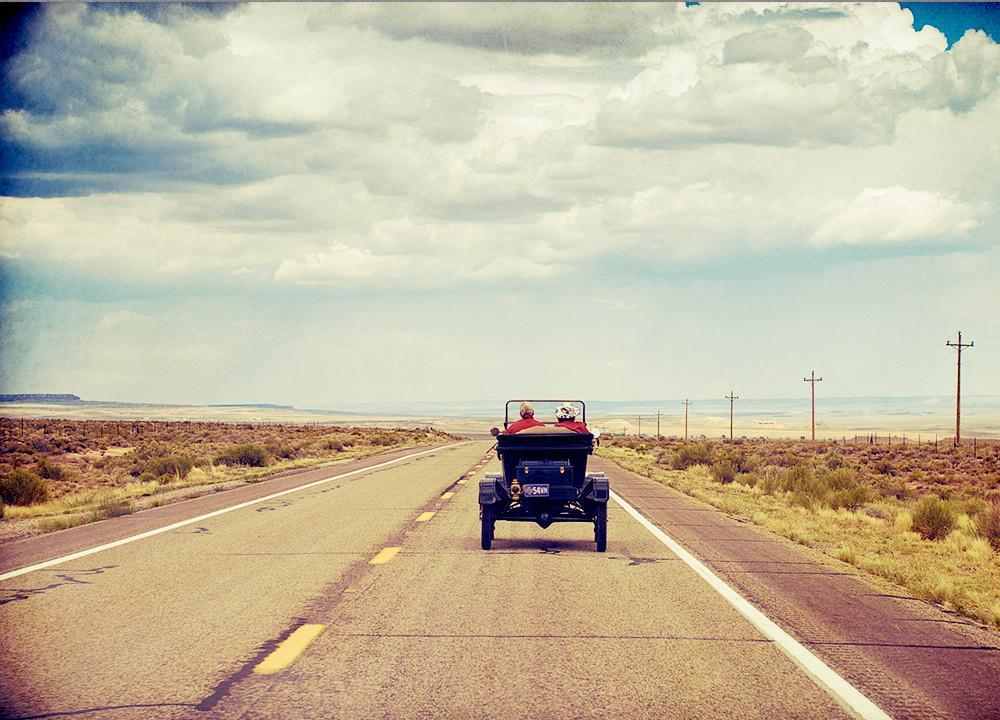 Love on Route 66, Arizona Photography - Fine Art Print Lost Kat Photography