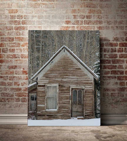 Miner's Cabin, Colorado Rustic Photography - Fine Art Print Lost Kat Photography