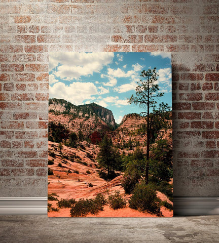 Red Utah, Nature Photography, Fine Art Print Lost Kat Photography