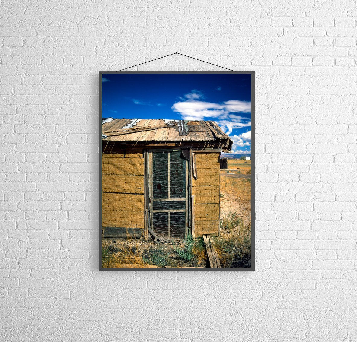 Screen Door, Ghost Town, Utah Photography Lost Kat Photography