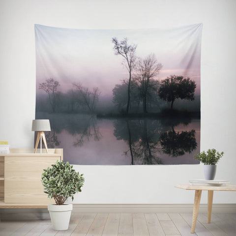 Southern Sunset Wall Tapestry Lost in Nature