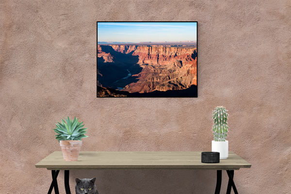 Grand Canyon and Colorado River Fine Art Photo Print - Many Sizes