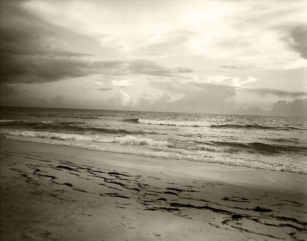 Stormy Beach Photography, Georgia Coast Lost Kat Photography