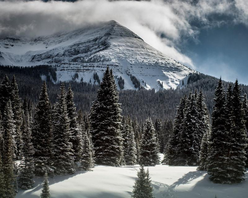 The Summit, Colorado Photography - Fine Art Print Lost Kat Photography