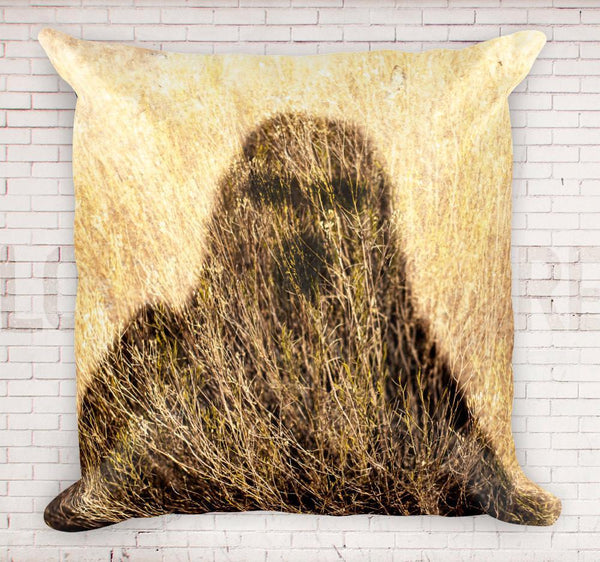 "The Willows, Algernon Blackwood 18"" Throw Pillow Lost In Nature"