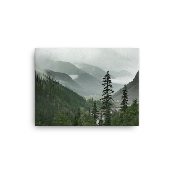 Valley of Forever - Canvas Print 12×16 Lost Kat Photography