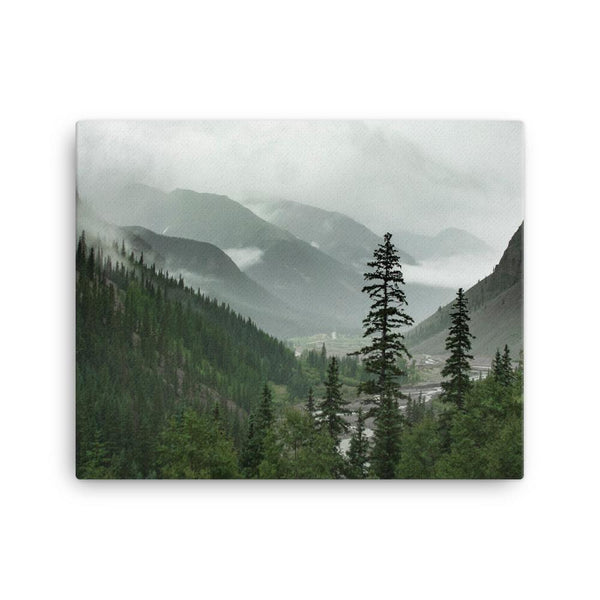 Valley of Forever - Canvas Print 16×20 Lost Kat Photography