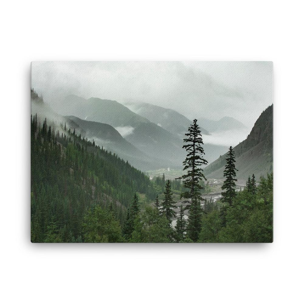 Valley of Forever - Canvas Print 18×24 Lost Kat Photography