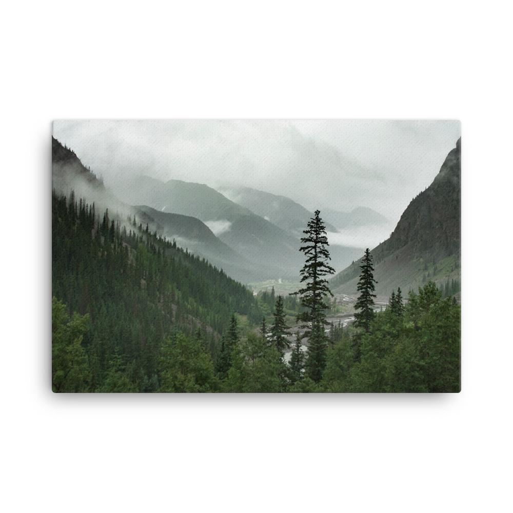 Valley of Forever - Canvas Print 24×36 Lost Kat Photography