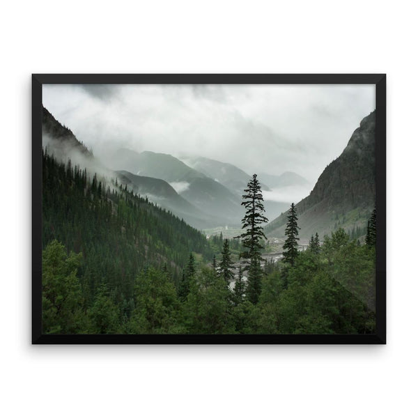 Valley of Forever - Framed Photo Print 12×18 Lost Kat Photography