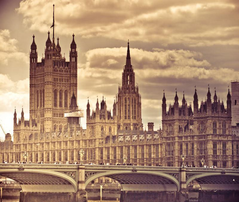 Westminster Palace, London Photography - Fine Art Print Lost Kat Photography