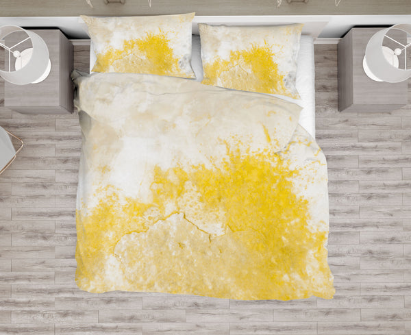 Yellowstone Geyser Texture Microfiber Duvet Cover or Comforter