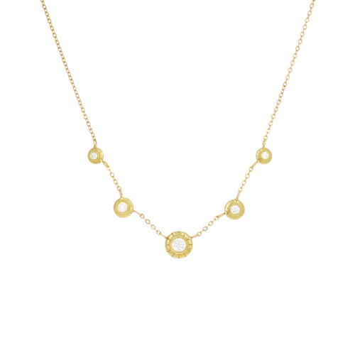 Ophelia Diamond Twilight Necklace