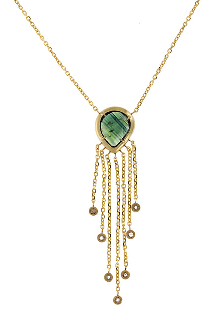 Zahra Tourmaline Necklace