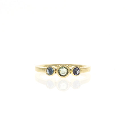Hazel II Ring Rosecut Diamonds