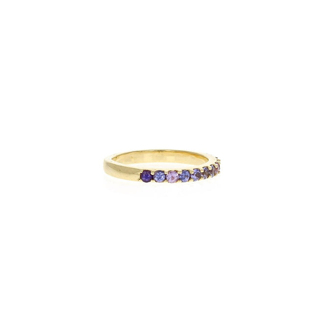 Aster Band: Purple Sapphires