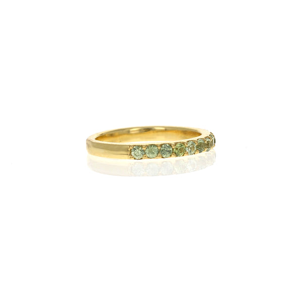 Aster Band: Mint Sapphires