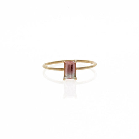 Pink Spinelie Ring