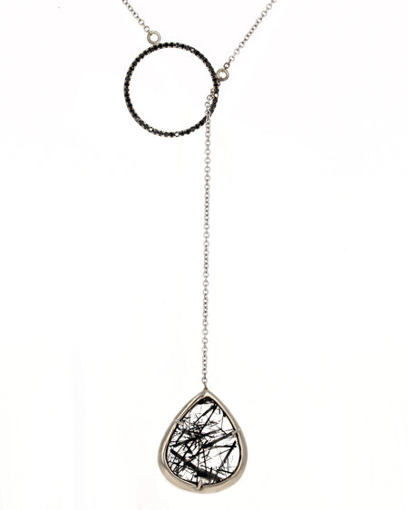 Mary Leaf II Necklace