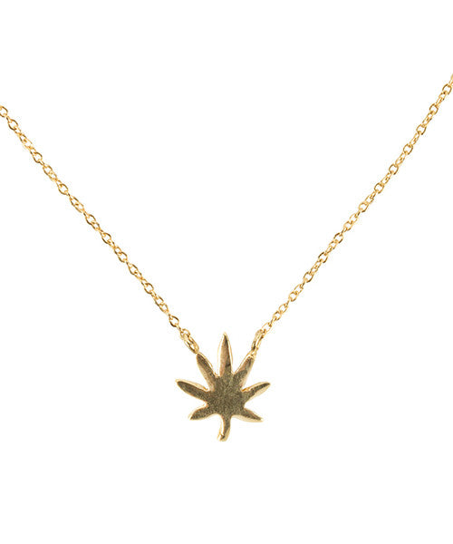 Mary Leaf I Necklace