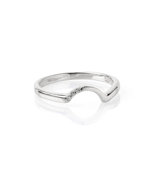Rainbow II Stackable Ring