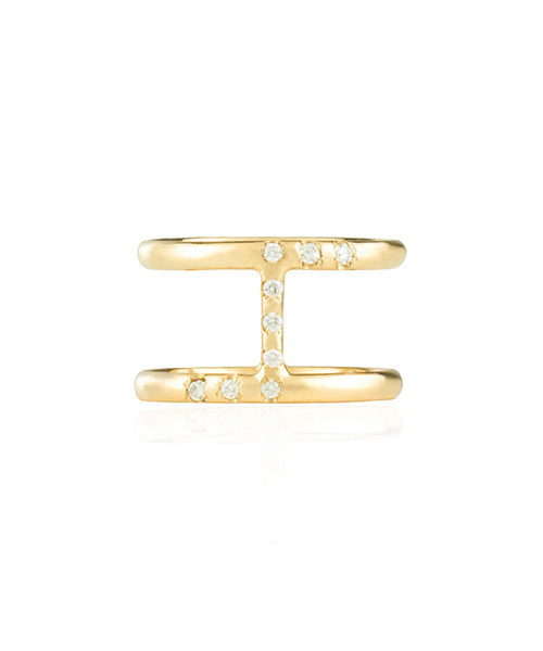 T Bar II Ring