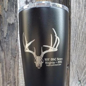 Custom Engraved Tumbler