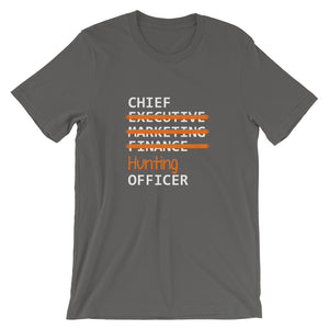 Chief Hunting Officer T-Shirt