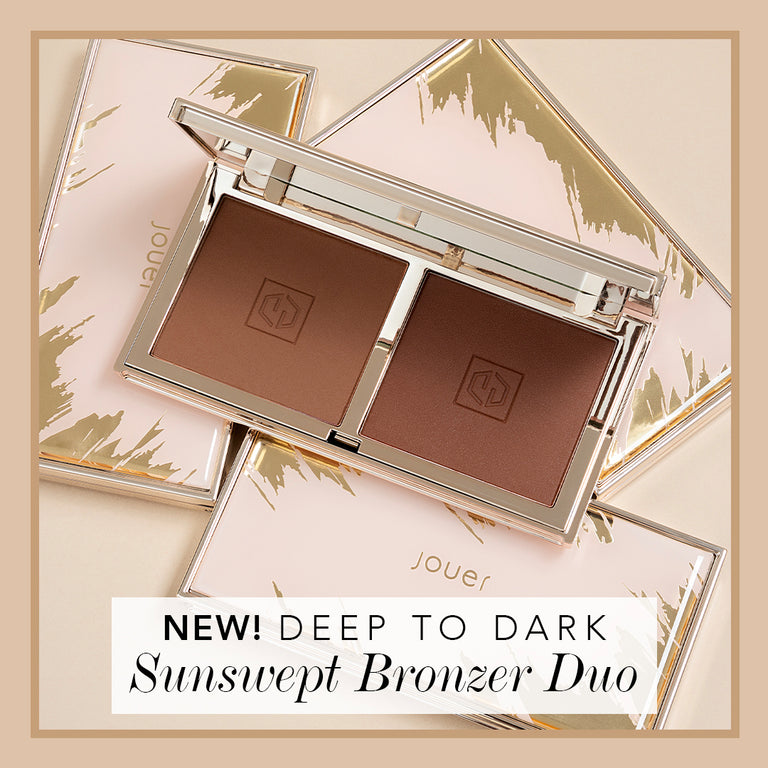 Sunswept Bronzer Duo - Now available in Deep to Dark shade!