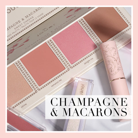 Champagne & Macarons Collection -