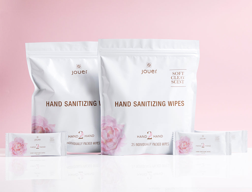New Hand 2 Hand Sanitizing Wipes
