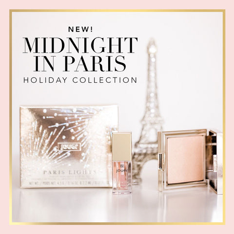 Midnight in Paris Holiday Collection -