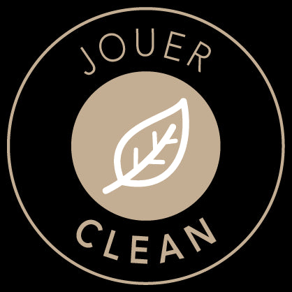 Jouer Plays Clean - Learn what it means to us.