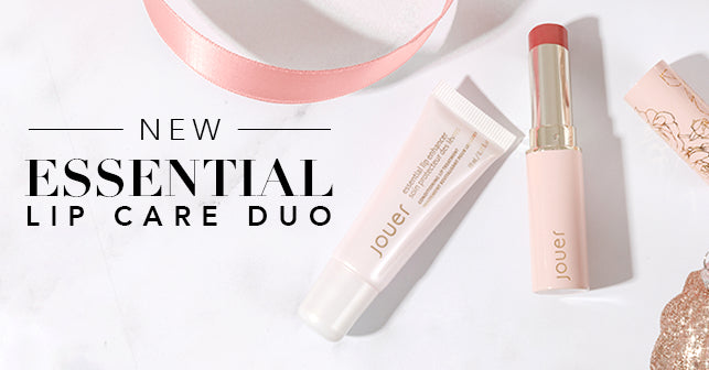 Shop the new Essential Lip Care Duo!