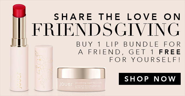 Today Only - Buy 1 Shiny Kisses Lip Bundle, Get 1 Free. Must use promo code Friendsgiving at checkout.