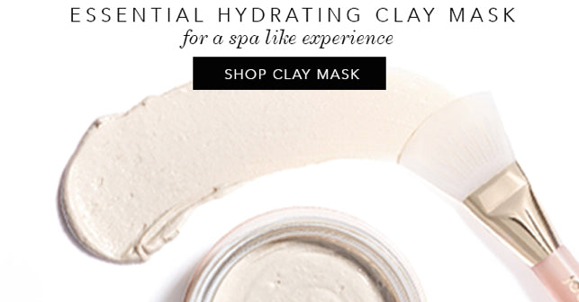 Essential Hydrating Clay Mask