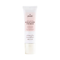 alt: anti-aging moisture primer with hyaluronic antioxidant and peptides in a white tube