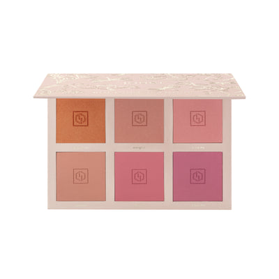 Bouquet D' Amour Six Shade Blush Palette