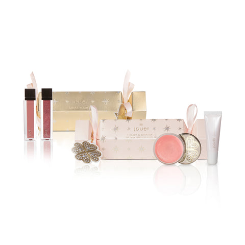 Charmed Holiday Lip Care & Color Essentials