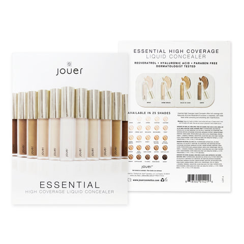 Essential High Coverage Liquid Concealer Sample