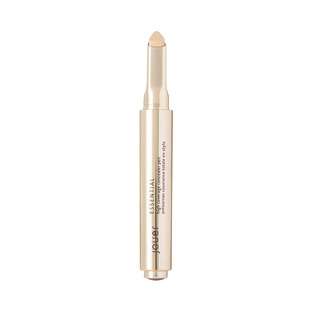 concealer pen in chiffon (light skin with yellow undertones) with cap off