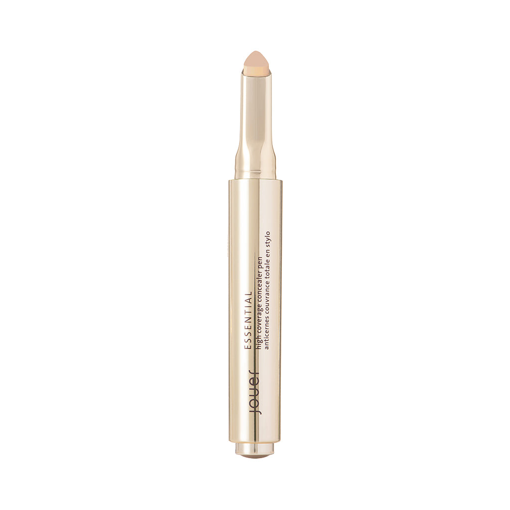 concealer pen in lace (fair skin with yellow undertones) with cap off