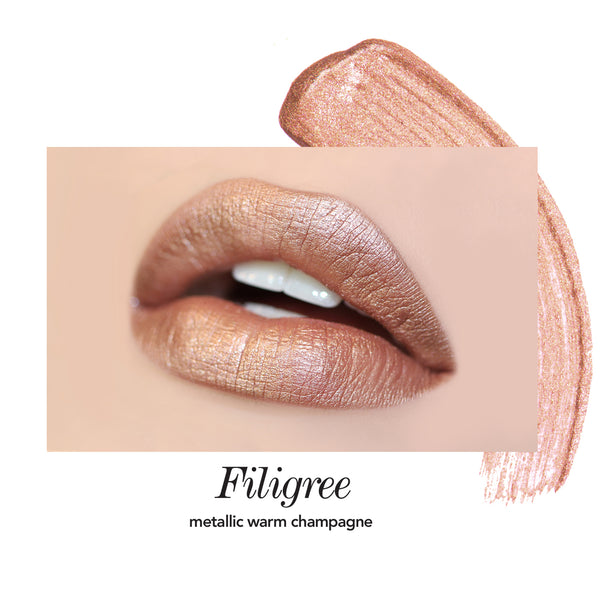 Filigree Long-Wear Lip Crème Liquid Lipstick
